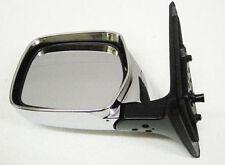 Door/Wing Mirror Chrome Manual LH NS For Toyota Landcruiser HDJ100 4.2TD 98>On