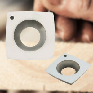 """11mm Square 2/"""" Radius Carbide Cutter Insert for Wood Working Turning Tool,1 pcs"""
