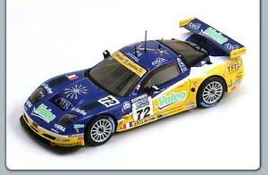 1/43 Corvette C5-r Luc Alphand Aventures Le Mans à 24 heures 2006 # 72 9580006901750