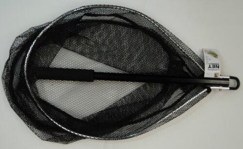 "Danielson Folding Handle Landing Net 22/"" Handle// 16x22 opening// 14/"" Deep LN22VC"