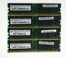 371-1097-01 SUN Genuine 8GB(4X2GB) DDR400 PC-3200R ECC/Registered CL3 Server Mem