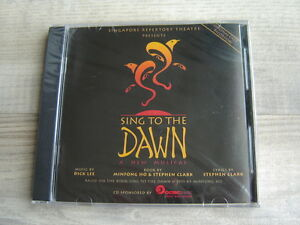 musical-theatre-CD-soundtrack-SINGAPORE-IMPORT-DICK-LEE-Sing-To-The-Dawn