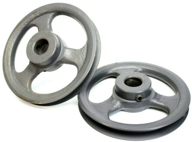 Lot of 2 - Browning AL54 Service First Trane SHE0868 Pulley Sheave 3/4