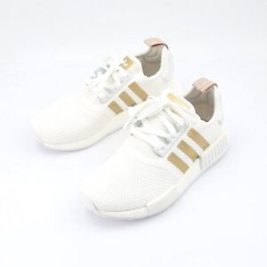 810ef8813 Image is loading ADIDAS-NMD-R1-SHOES-WHITE-GOLD-b37650-US-