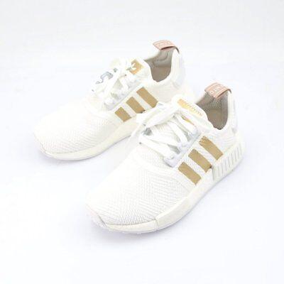 Adidas B37650 NMD R1 Footwear WhiteCopper MetallicAsh