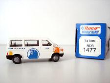 CAMIONETTE VW TRANSPORTER NDR T4 BUS- ROCO 1477 - ECHELLE HO 1/87