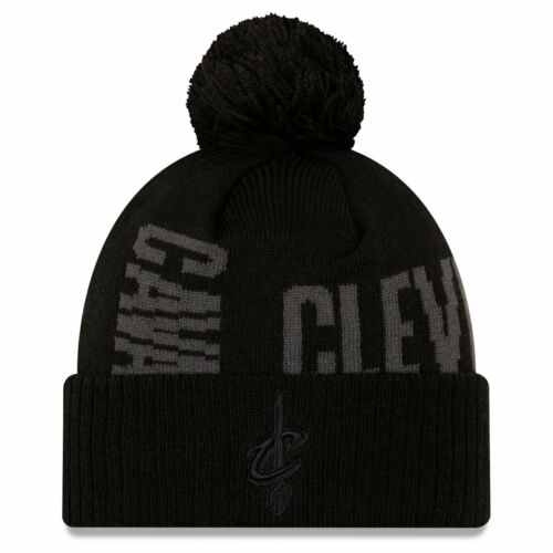 New Era Winter Mütze NBA TIP OFF Cleveland Cavaliers
