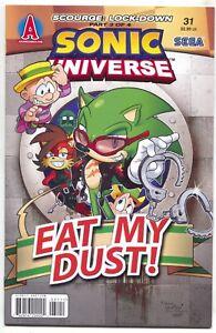 Sonic-Universe-31-Archie-2011-NM-Hedgehog-Sega