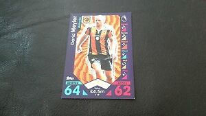Match Attax 1617 Football Card David Meyler 119 - <span itemprop=availableAtOrFrom>London, United Kingdom</span> - Match Attax 1617 Football Card David Meyler 119 - London, United Kingdom