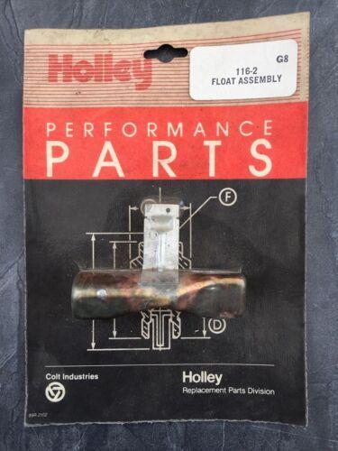 Holley #116-2 Carburateur Float Assemblée