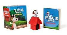 The Peanuts Movie: Snoopy the Flying Ace: Figurine and Sticker Book Kit by...