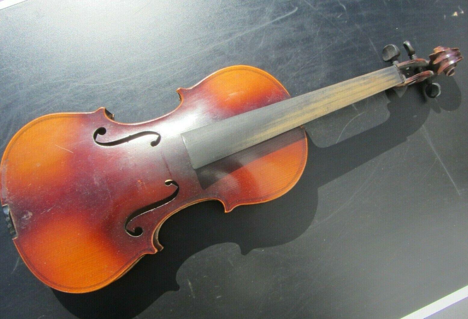 Alte Geige 4 4tel ca. 59cm