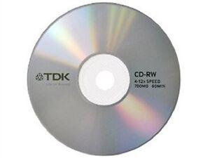 5-Silver-Top-CD-RW-4x-12x-700mb-80min-Blank-Rewritable-Discs-in-Sleeves
