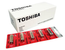 Toshiba A23 Battery 12Volt 23AE GP23 23A 23GA Tear Strip Carton of 50 Batteries