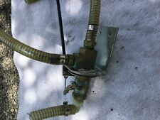 Minuteman Floor Scrubber Valve Assembly With Cable