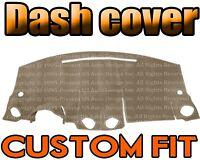 1998-2007 Volkswagen Beetle Dash Cover Dashboard Pad / Beige