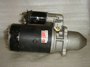 Details about Dodge Commer Karrier KC VC WC Perkins 4 236 Diesel Starter  motor Lucas LRS211