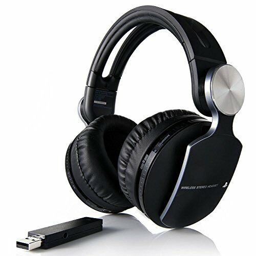 Official sony playstation gold 7. 1 wireless headset (ps4.