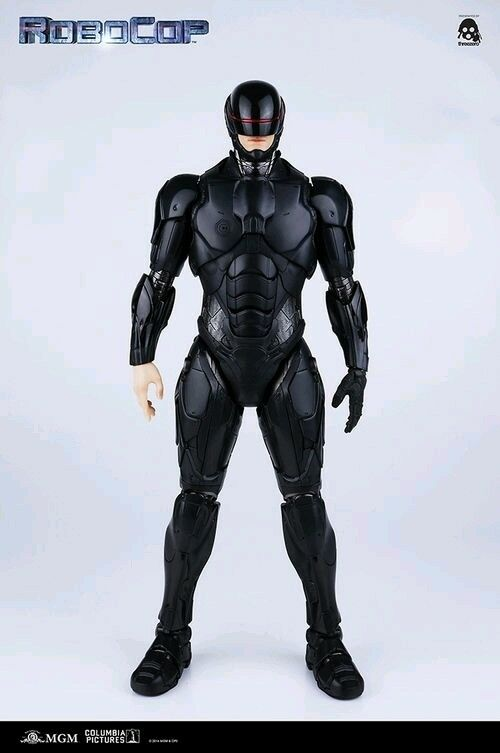 1:6 Scale Figures--Robocop - RC-3.0 12
