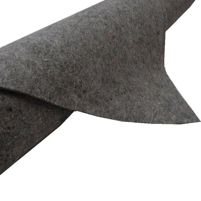 Teichfolie PVC 1,5mm schwarz in 7m x 4m mit Vlies 300g//qm