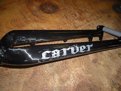 Tapered Steerer 15mm BOOST TA Carver Bikes Full Carbon MTB Fork 490mm AC
