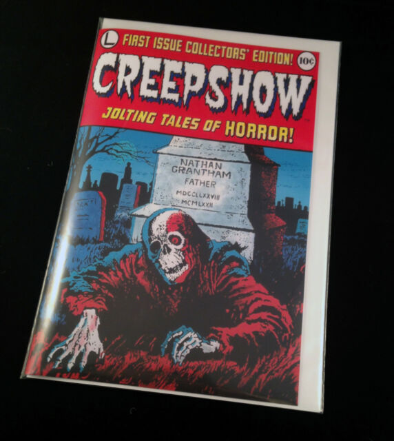 Comic book creepshow