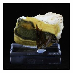 Baryte-Calcite-3320-0-Ct-Elk-Creek-Locality-South-Dakota-USA