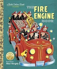 Little Golden Book: The Fire Engine Book by Tibor Gergely (2001, Hardcover)