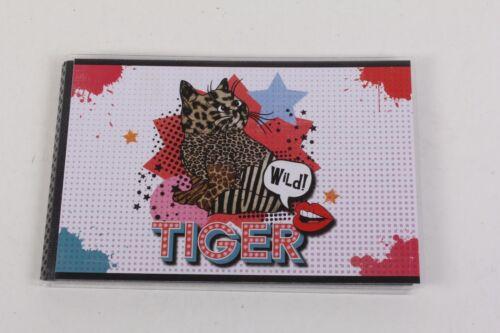 "10x15cm Cat modern design Photo Album holds 40 6/""x4/"" photographs Tiger"