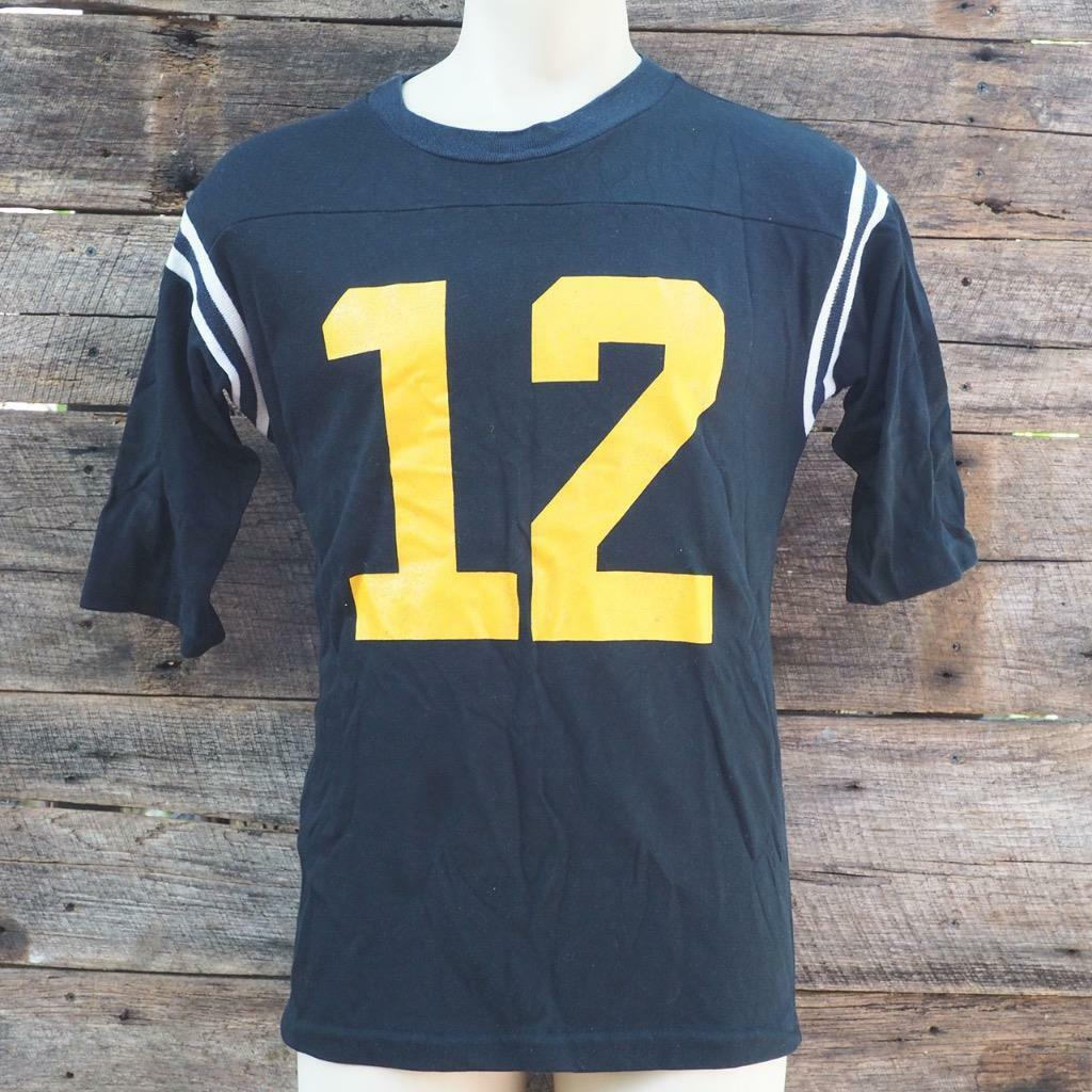 Vintage Pittsburgh Steelers Terry Bradshaw T-Shirt GRÖSSE L  | Won hoch geschätzt und weithin vertraut im in- und Ausland vertraut