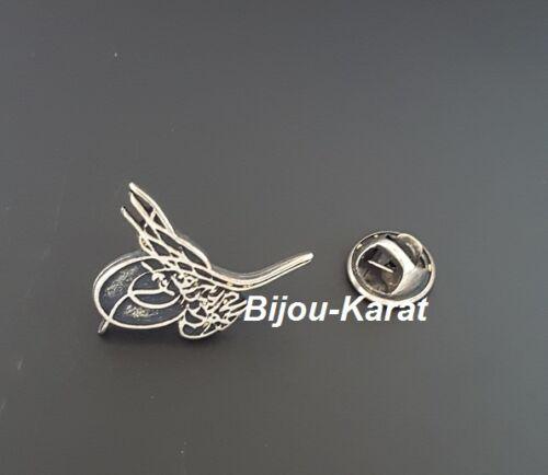 Tugra rozeti gómez prendedor pin plata turquía tugra fuente dügün broche