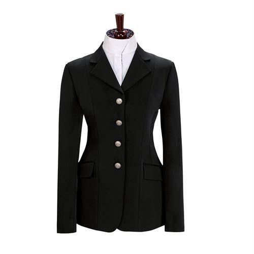 Nuevo con etiquetas RJ Classics Soft Shell Multi disciplina mostrar Abrigo Chaqueta Negro para Mujer 14