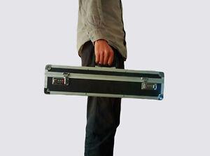chef knife case chef knife bag holder wallet aluminium hard case security number ebay. Black Bedroom Furniture Sets. Home Design Ideas