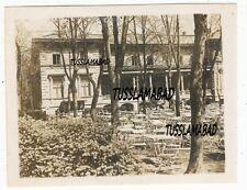 Bei Freienwalde Brandenburg Cafe Restaurant Biergarten Gebäude um 1928