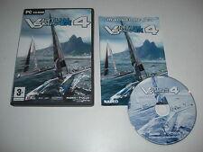 VIRTUAL SKIPPER 4  Pc Cd Rom VS4 VS Sailing Sim - FRENCH VERSION - Fast Post