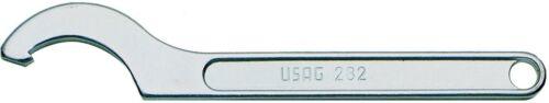 CHIAVE FISSA SETTORE NASELLO QUADRATO USAG 282 16-18-20 MM GHIERE CORONE CORONA