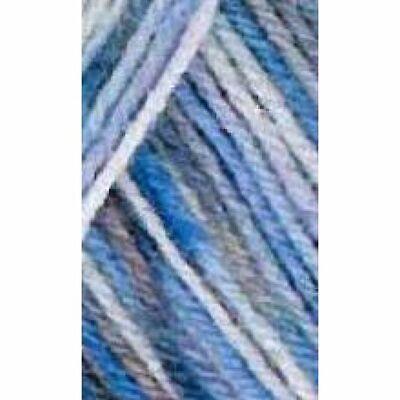 Regia Sockenwolle 4fädig Color 100g  maschinenwaschbar Fb 181 sylt