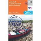 Assynt and Lochinver by Ordnance Survey (Sheet map, folded, 2015)