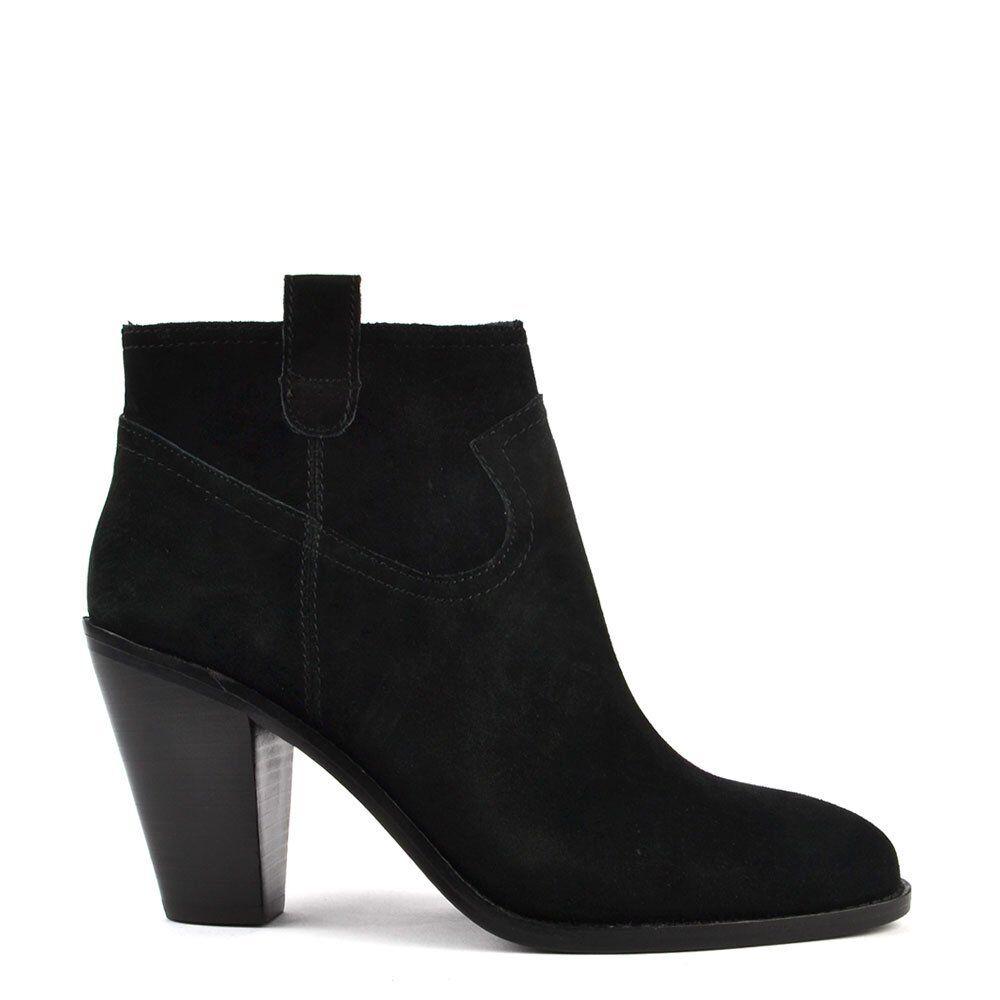 Ash Footwear Ivana Ante Negro Botines