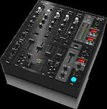 Behringer Pro Mix DJX750 5-Channel DJ Mixer w/ Digital FX BPM + Warranty