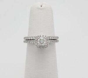 Image Is Loading Vera Wang LOVE Collection 1CT Diamond Engagement Wedding