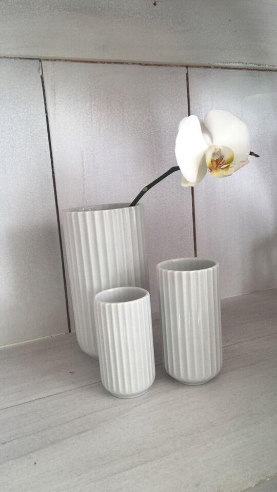Porcelæn, Lyngby vaser, Lyngby