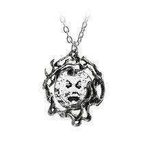 GENUINE Alchemy Pendant - M'era Luna Melies Moon | Men's Ladies Necklace