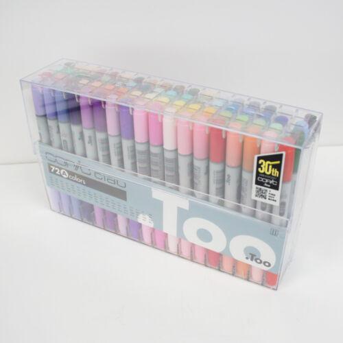 Too Copic Ciao 72 Set Colores a para Manga Comic Ilustración 4511338008270 Bbg