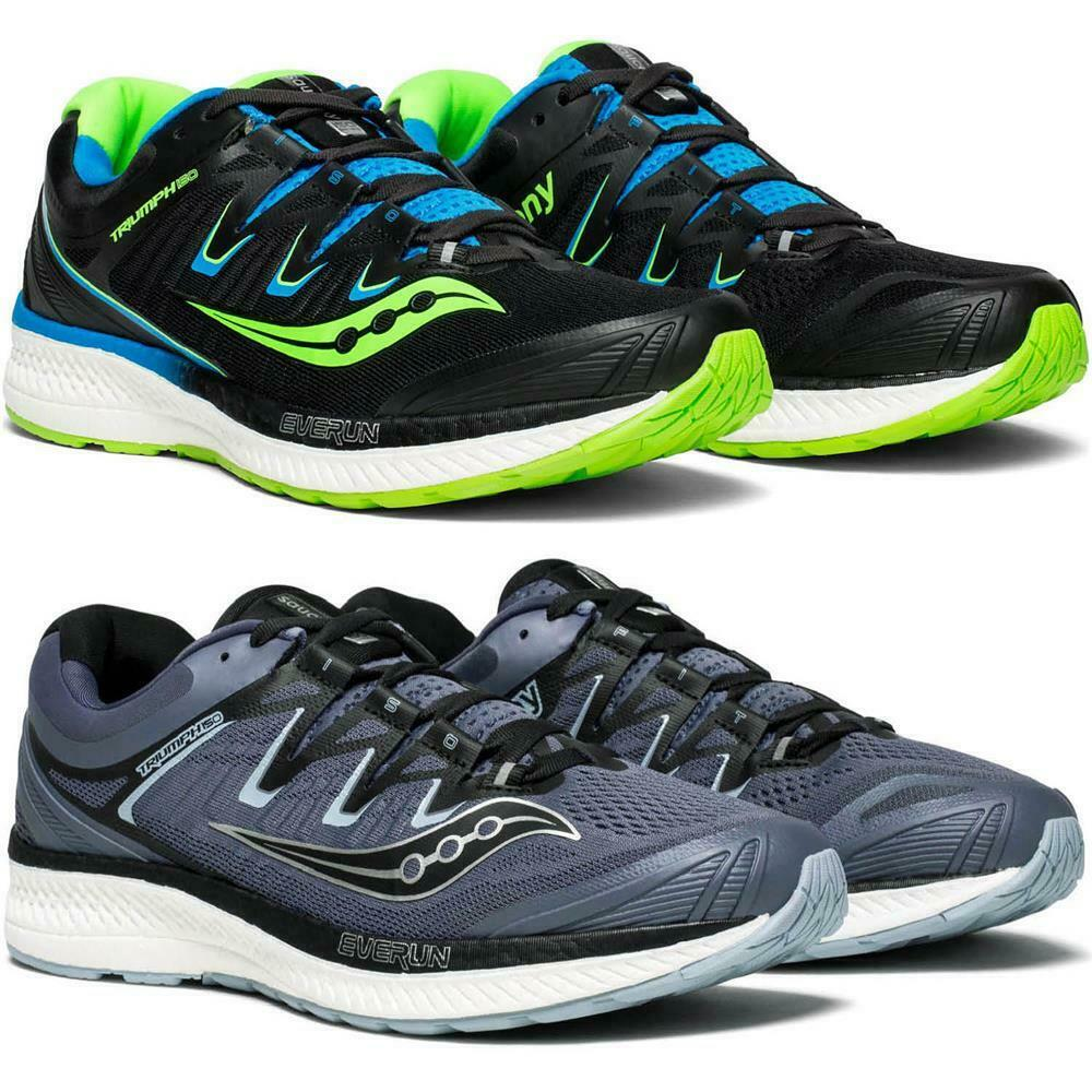 Saucony Triumph ISO 4 Mens Running shoes Running shoes Sports shoes Sneakers