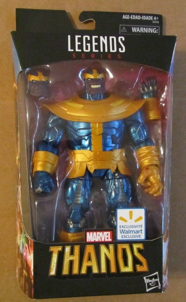 Marvel Legends Series THANOS  6 6 6 Inch Figure  2018  Walmart Exclusive  NIP 141c39