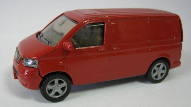 Siku 1338 VW T5 modello speciale colore rosso scuro NUOVO! °