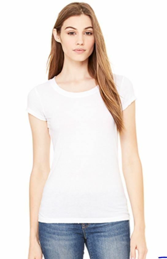 BULK Bella + Canvas 8402 Women's Vintage Jersey Short Sleeve- distressed