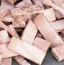 Dollhouse Museum Quality Simulated Cut Stone Veneer / Brown / New YM0724