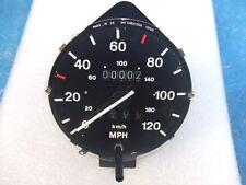 Tachometer Smiths neu SNT 5363/005 120MPH 180Kmh mit Steckanschluss Tachowelle